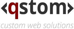 qStom - custom web solutions